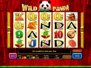 Wild Panda Slots